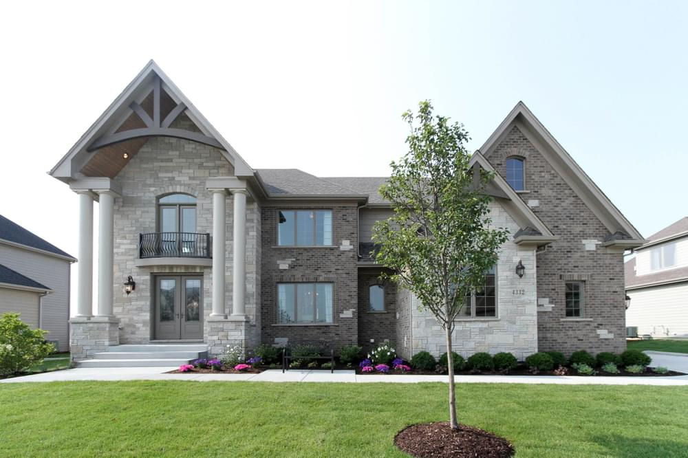 New Homes in Chicago Suburbs from Overstreet Builders
