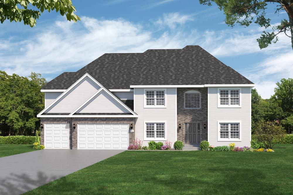 Highland Woods New Homes in Elgin IL