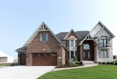 Ashwood Park New Home Community in Naperville IL