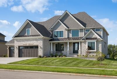 Hidden Creek in Naperville New Home Community in Naperville IL