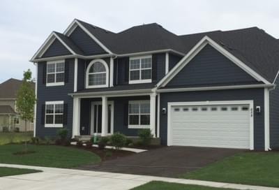 Waterford at Highland Woods New Home Community in Elgin IL