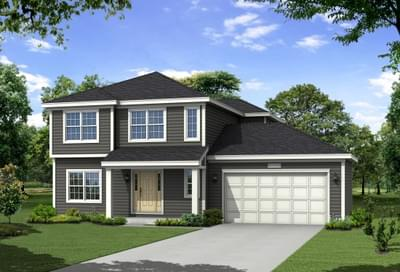 Meadow's Edge at Highland Woods New Home Community in Elgin IL