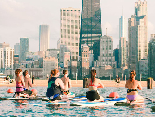 Paddleboard Chicago, IL