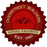 Overstreet Builders House Favorite
