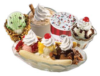 Ice Cream near Naperville and Elgin, IL